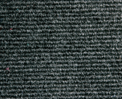Heckmondwike, Broadrib, Anthracite, Carpet Tile