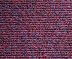 Heckmondwike, Broadrib, Magenta, Carpet Tile