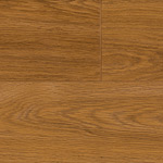 Quickstep, Perspective, Eligna, Dark Varnished Oak Planks, Yorkshire