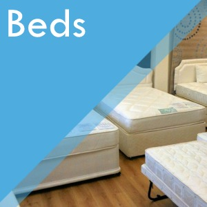 Beds for sale at Surefit Carpets Leeds