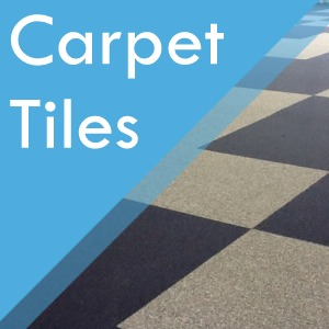 Carpet Tiles at Surefit Carpets Huddersfield