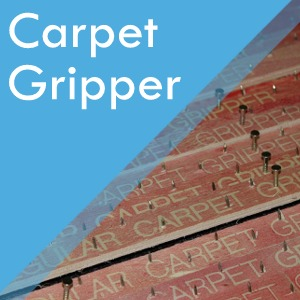 Carpet Grippers at Surefit Carpets Chesterfield