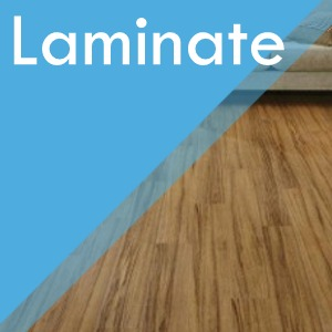 Laminate flooring at Surefit Carpets Leeds