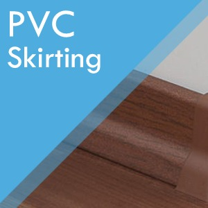 PVC Skirting at Surefit Carpets Huddersfield