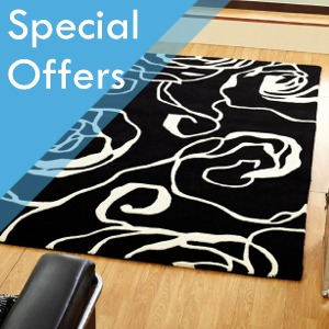 Rugs for sale at Surefit Carpets Wakefield