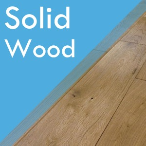 Solid wood flooring at Surefit Carpets Chesterfield