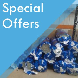 Special Offers on Underlays at Surefit Carpets Retford