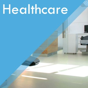 Healthcare flooring contracts at Surefit Carpets Rotherham