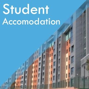 Student accomodation contract services at Surefit Carpets Chesterfield