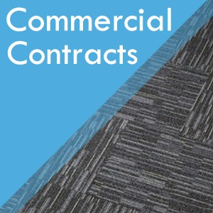 Commercial contract services at Surefit Carpets Leeds
