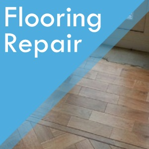 Flooring repair service at Surefit Carpets Chesterfield