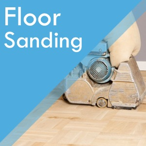 Floor sanding service at Surefit Carpets Sheffield